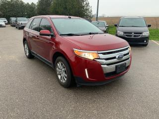 Used 2013 Ford Edge Limited for sale in Waterloo, ON