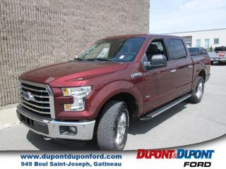 Used 2016 Ford F-150 Cab SuperCrew 4RM 145 po Lariat for sale in Gatineau, QC