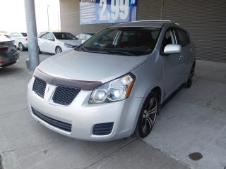 Used 2009 Pontiac Vibe Base,A/C,CRUISE,VITRES+PORTES ELEC for sale in Mirabel, QC