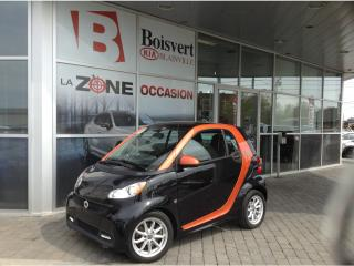 Used 2016 Smart fortwo PASSION for sale in Blainville, QC