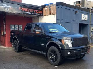Used 2011 Ford F-150 FX4 for sale in Midland, ON