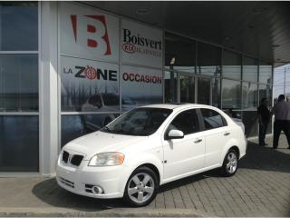 Used 2008 Pontiac Wave A/C for sale in Blainville, QC