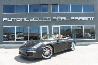 Used 2014 Porsche 911 Carrera S -CABRIOLET - PDK - NAVI - RADAR - BOSE - for sale in Québec, QC