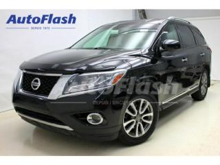 Used 2013 Nissan Pathfinder Sl Awd Cuir/cuir for sale in St-Hubert, QC