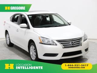 Used 2015 Nissan Sentra SV A/C GR ELECT for sale in St-Léonard, QC