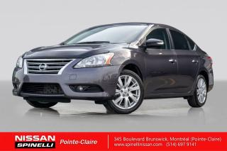 Used 2014 Nissan Sentra Sl Navigation for sale in Montréal, QC