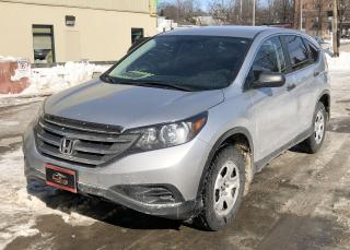Used 2014 Honda CR-V LX for sale in Midland, ON
