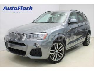 Used 2015 BMW X3 2.0l Turbo Toit-Pano for sale in St-Hubert, QC