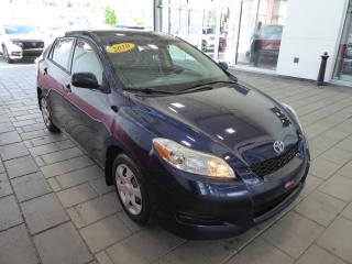 Used 2010 Toyota Matrix - for sale in St-Georges, QC