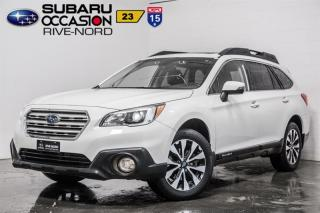 Used 2017 Subaru Outback Ltd Eyesight for sale in Boisbriand, QC