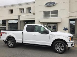 Used 2018 Ford F-150 XLT cabine double 4RM caisse de 6,5 pi/S for sale in Drummondville, QC
