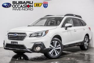 Used 2018 Subaru Outback Ltd Eyesight for sale in Boisbriand, QC