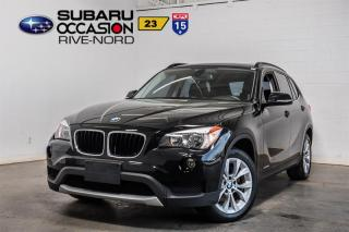 Used 2014 BMW X1 xDrive28i for sale in Boisbriand, QC