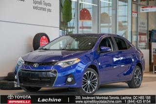 Used 2016 Toyota Corolla S Démarreur à for sale in Lachine, QC