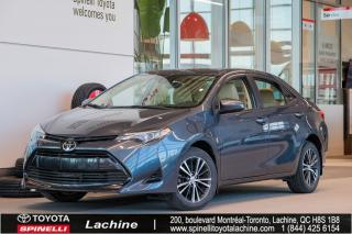 Used 2017 Toyota Corolla Le - B Package for sale in Lachine, QC