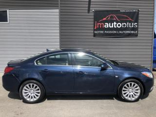 Used 2011 Buick Regal Berline CXL 4, Auto for sale in Québec, QC