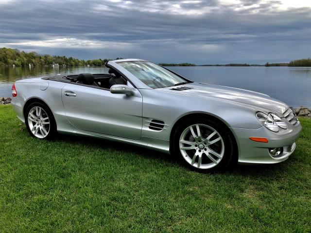 2008 Mercedes-Benz SL 550 5.5L V8 with only 33200 km