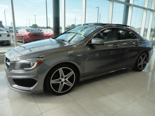 Used 2015 Mercedes-Benz CLA-Class CLA 250 berline 4 portes 4MATIC for sale in Trois-Rivières, QC