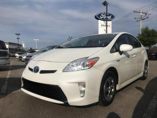 Used 2012 Toyota Prius Prius Cuir for sale in St-Eustache, QC