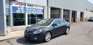 Used 2014 Buick Verano Mags,cam for sale in St-Hubert, QC