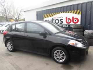 Used 2007 Nissan Versa for sale in Laval, QC