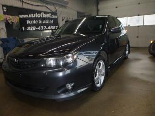 Used 2010 Subaru Impreza Sport for sale in St-Raymond, QC