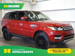 Used 2015 Land Rover Range Rover SE SPORT AWD CAMÉRA for sale in St-Léonard, QC