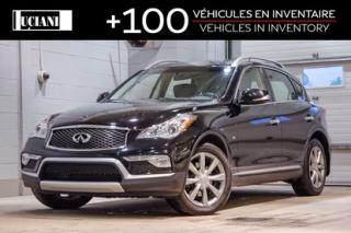 Used 2016 Infiniti QX50 2016 Infiniti - Awd for sale in Montréal, QC