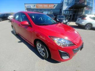 Used 2011 Mazda MAZDA3 GS for sale in Oakville, ON