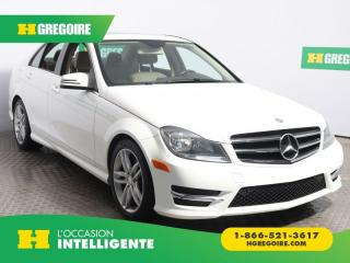 Used 2014 Mercedes-Benz C 300 C 300 AWD CUIR TOIT for sale in St-Léonard, QC