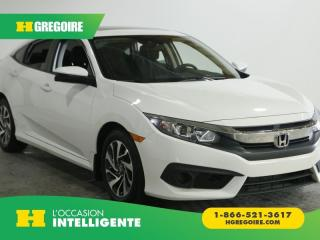 Used 2017 Honda Civic Ex A/c Mags for sale in St-Léonard, QC