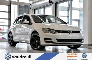 Used 2016 Volkswagen Golf 1.8 TSI Trendline * 18 POUCES * APP-COON for sale in Vaudreuil-Dorion, QC