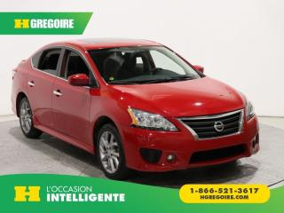 Used 2015 Nissan Sentra SR A/C GR ELECT for sale in St-Léonard, QC