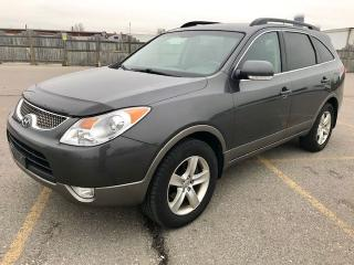 Used 2010 Hyundai Veracruz GLS for sale in Mississauga, ON