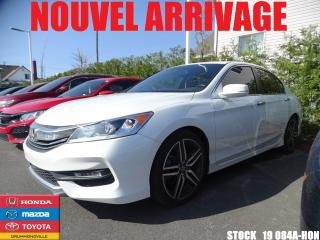 Used 2017 Honda Accord Sport for sale in Drummondville, QC