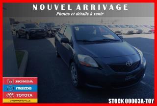 Used 2011 Toyota Yaris A/C for sale in Drummondville, QC