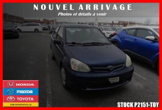 Used 2005 Toyota Echo A/c Lecteur Cd for sale in Drummondville, QC