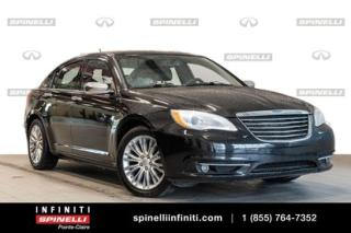 Used 2012 Chrysler 200 LIMITED -- CUIR # TOIT # MAGS -- FINANCEMENT DISPONIBLE for sale in Montréal, QC