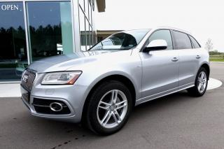 Used 2015 Audi Q5 3.0T Technik for sale in Carp, ON
