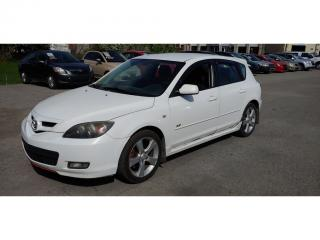 Used 2007 Mazda MAZDA3 Sport GS for sale in St-Jérôme, QC