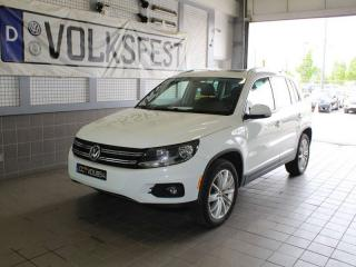 Used 2015 Volkswagen Tiguan Highline, Awd, Toit for sale in Lasalle, QC