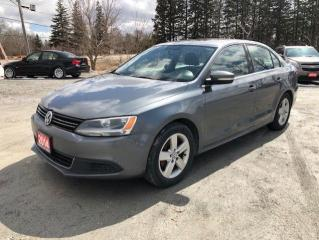 Used 2014 Volkswagen Jetta TSI 1.8T POWER SUNROOF for sale in Stouffville, ON