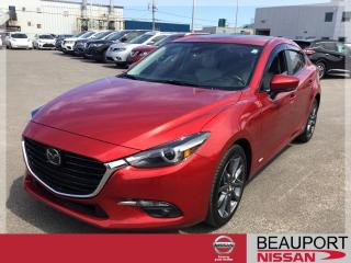 Used 2018 Mazda MAZDA3 GT TECH ***32 000 KM*** for sale in Beauport, QC