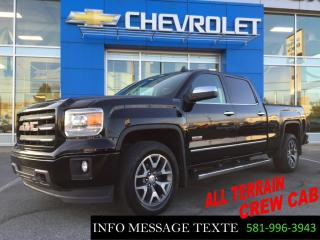 Used 2015 GMC Sierra 1500 All Terrain for sale in Ste-Marie, QC