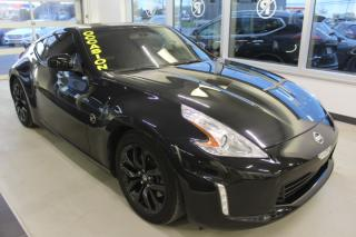 Used 2017 Nissan 370Z MANUELLE AIR CLIMATISÉ AUTOMATIQUE for sale in Lévis, QC