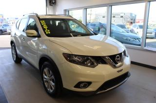 Used 2015 Nissan Rogue SV TA MAIN LIBRE CAMÉRA for sale in Lévis, QC