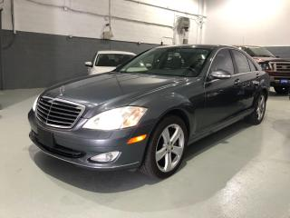 Used 2008 Mercedes-Benz S-Class 4.7L for sale in Brampton, ON