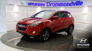 Used 2015 Hyundai Tucson GLS + GARANTIE + TOIT PANO + MAGS + CAMÉ for sale in Drummondville, QC