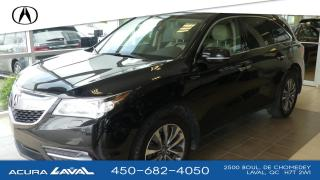 Used 2015 Acura MDX Navigation SH-AWD for sale in Laval, QC