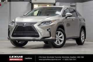 Used 2017 Lexus RX 350 Awd; Cuir Toit for sale in Lachine, QC